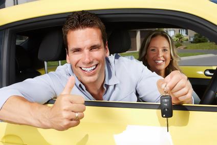 von Reparaturfahrzeugen