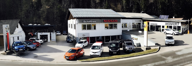 Autohaus Schiffner - Geschichte